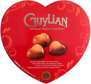 Guylian Heart Love Shaped Chocolates Gift Box - CHEAPEST ON EBAY
