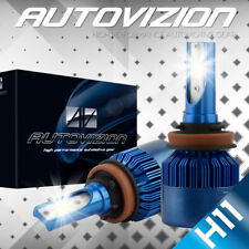 AUTOVIZION LED HID Headlight Conversion kit H11 6000K for 2006-2015 Lexus IS350