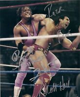 Bret Hart / Razor Ramon WWE WWF Autographed Signed 8x10 Photo REPRINT