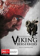 Viking Berserkers (DVD 2015) Hells Warriors Blood & Gore Hunger Games [Region 4]