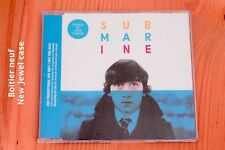 Alex Turner – Submarine Stuck Hiding Tonight 6 tracks Boitier neuf CD maxi promo