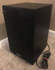ENERGY e:XL-S8 Powered Amplifier/Subwoofer