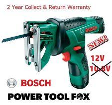 new Bosch EasySaw 12 2.5AH Cordless MultiSaw Jigsaw 06033B4073 3165140886321#
