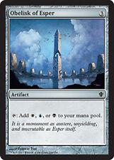Obelisk of Esper X4 (Commander 2013) MTG (NM) *CCGHouse* Magic