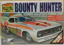 FORD MUSTANG FUNNY CAR BOUNTY HUNTER KALITTA CONNIE DRAG SEALED MPC MODEL KIT