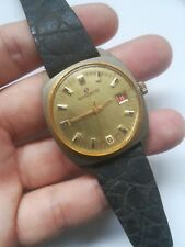 VINTAGE RARE SINDACO SWISS MADE HANDWIND WATCH  FOR SPARE FOR REPAIR