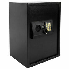 HOT Large Safe Electronic Lock Box Security Steel  Home Office US
