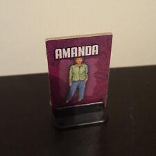 Amanda Playing piece - Jurassic Park III Island Survival - board game - spares