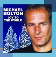 Joy To The World Michael Bolton Cd Album (3078)
