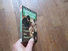 POCHE 1630 ARTHUR CONAN DOYLE sherlock holmes le chien des baskerville 1993