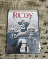 Rudy (DVD) Special Edition....Widescreen- Sean Astin- BRAND NEW & SEALED!
