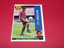 LUIS FIGO PORTUGAL FC BARCELONA PANINI LIGA 95-96 ESPANA 1995-1996 FOOTBALL