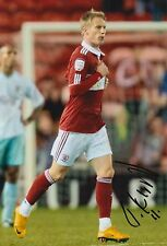MIDDLESBROUGH HAND SIGNED TARMO KINK 12X8 PHOTO 1.