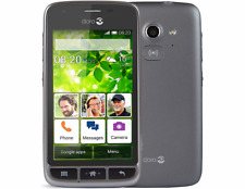 "Doro Liberto 820 Mini 4"" Touch 4GB 5MP Android 3G smartphone for Elderly"