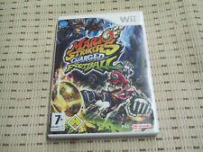 Mario Strikers Charged Football für Nintendo Wii *OVP