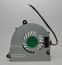 New CPU Fan For Clevo W110 W110ER W170 Laptop AB7605HX-GE3 CWB41X 6-23-AW150-100