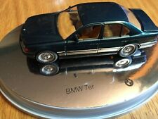 BMW 7 Series 740 750 die cast 1/43 by SCHABAK Models