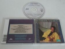 Luther Vandross ‎– Give Me The Reason /  Epic ‎– EK 40415 CD ALBUM