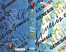 Genesis - Videos Volume 2 - Vhs - New - Pal - Original Oz sell-thru release