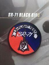 DAMTOYS SR-71 Oiseau Noir Pilote d'essai test SR-71 patch loose 1:1 Full Size
