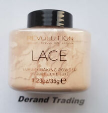 Makeup Revolution Luxury Baking Setting Powder Lace Terracotta 35g BN Bake & Finish