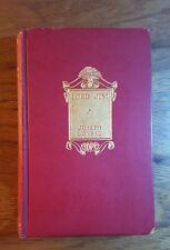 Lord Jim, Joseph Conrad, 1927, Doubleday, Page and Company, Lambskin Library