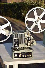 Siemens 16mm Tonfilmprojektor Lichtton+Magnetton Wiedergabe+Magnettonaufnahme+La