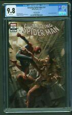 Amazing Spider-Man 21 CGC 9.8 Comic Mint Edition Junggeun Yoon Variant Cover COA