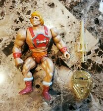 1985 Thunder Punch He-Man MASTERS OF THE UNIVERSE MOTU 100% Complete Vintage