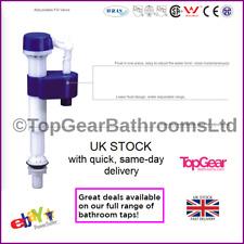 """Toilet Cistern 1/2"""" (15mm) Bottom Entry Inlet Adjustable Fill Valve TG20"""
