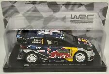 WRC Collection Ford Fiesta Ogier Rallye 2017 1/24 Hachette