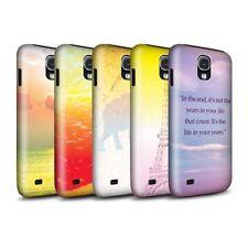 Housses et coques anti-chocs brillants Samsung Galaxy S4 pour téléphone mobile et assistant personnel (PDA)
