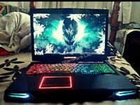 MAXED OUT ALIENWARE M17X R4 i7 3.7GHZ CPU 32GB RAM NVIDIA GPU 1TB HDD+SSD!