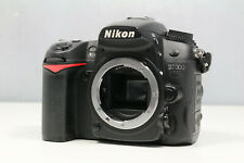 Nikon D D7000 16.2 MP SLR-Digitalkamera - Schwarz