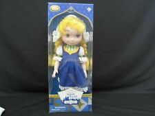 Disney Animator It's a small world series Doll Holland New in Box. Free Shipping