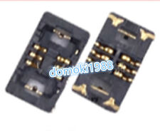1 Pcs OEM Power Volume Button FPC Connector on motherboard for Iphone 6P