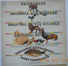 Saint-Saens - The Carnival of The Animals -1978 - German EXC