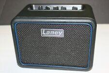 Laney Mini-Bass-Nx 9W 2x3 Bass Combo Amp- Needs Repair #R5563