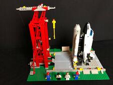 Lego 6339 Shuttle Launch Pad Town → Launch Command Raketenstation Space Rakete