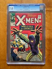 X-MEN #14 Marvel 11/65 CGC 7.0  First Appearance of The Sentinels