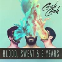 CASH CASH Blood, Sweat & 3 Years CD BRAND NEW