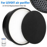 Replacement Filter HEPA Activated Carbon Filter for LEVOIT Air Purifier LV-H132