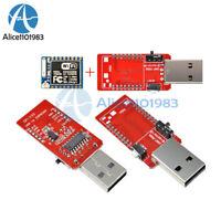 USB to ESP8266 ESP-07 ESP07 Serial WiFi Transceiver Module Built-in Antenna