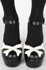 Buckle Wedge Women's Evening & Party Heels