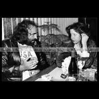 #phs.004903 Photo DEMIS ROUSSOS & VICKY LEANDROS 1970'S Star