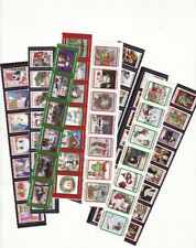 2010-2020 U.S. National Christmas Seal Collection, As Required