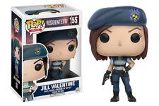 Funko - POP! Resident Evil Jill Valentine Action Figure #155 b F01