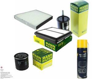 Mann Filter Package mannol Air Conditioning Cleaner Daewoo Lanos Klat 1.3 1.5
