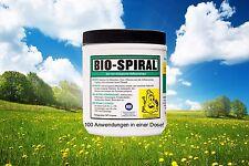 Bio-Spiral®der rein biologische Rohrreiniger - Abflussreiniger! Ohne Chemie