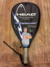 Head Ti. Defender Titanium Graphite Racquetball Racquet w/Cover 3 5/8 Grip